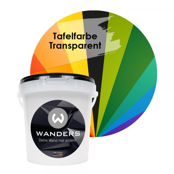 Tafelfarbe Transparent 1L