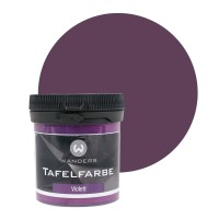 Tafelfarbe Probe Violett 80ml
