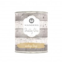 Shabby Chic samtiges Beige 750ml