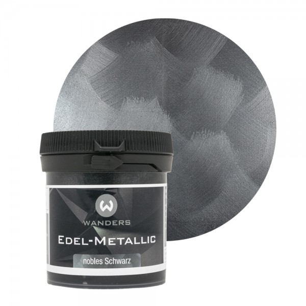 Edel-Metallic Probe nobles Schwarz 80ml
