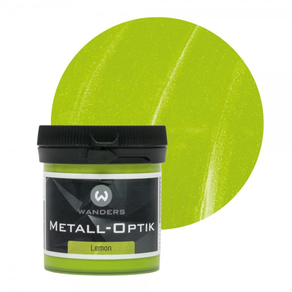 Metall-Optik Probe Lemon