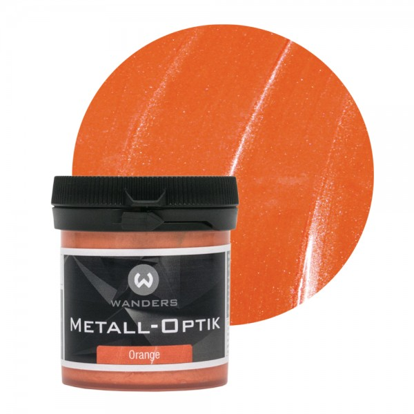 Metall-Optik Probe Orange