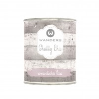 Shabby Chic romantisches Rosa 750ml