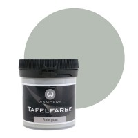 Tafelfarbe Probe Federgrau 80ml