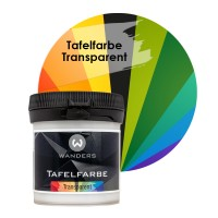 Tafelfarbe Transparent 80ml